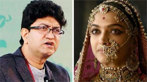 prasoon joshi hits back at rumours of 300 cuts in padmavat says absolutely lie