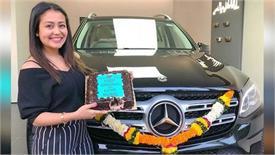 नयी कार को लेकर सुर्खियों में नेहा कक्कड़, कीमत जानकर हैरान रह जायेंगे आप