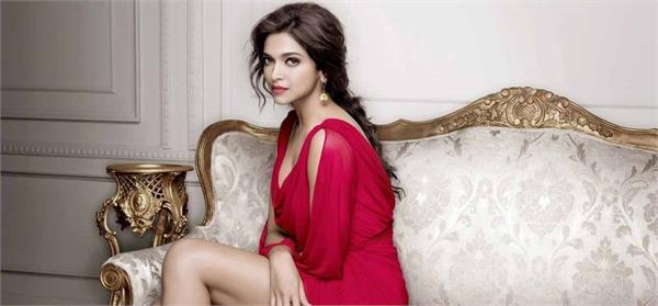 deepika was seen sporting bandaged on the back of her neck