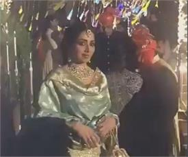 see sridevi s last video before passing away