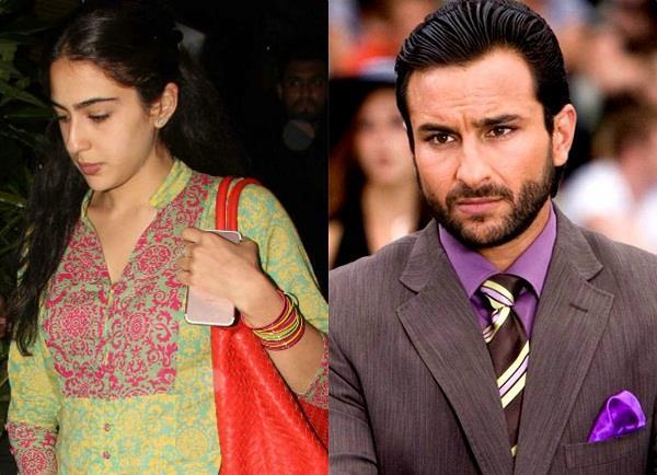 saif ali khan daughter sara ali khan kedarnath in trouble