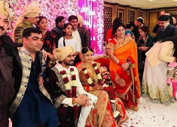 gaurav chopra married