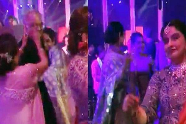 sridevi last dance with husband