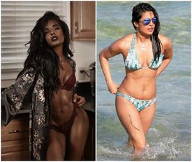 सामने आई प्रियंका चोपड़ा की हमशक्ल, तस्वीरें है बेहद हॉट