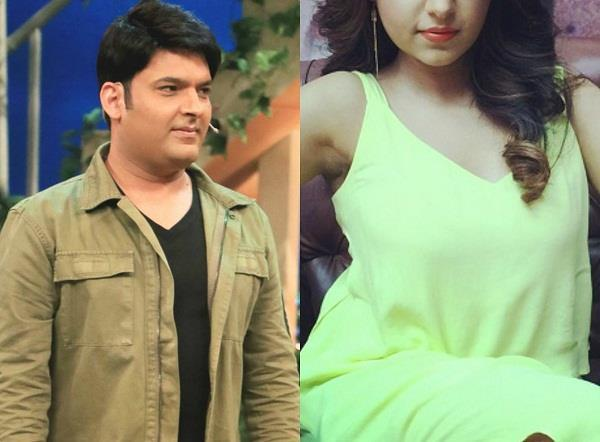 kapil sharma beautiful sister