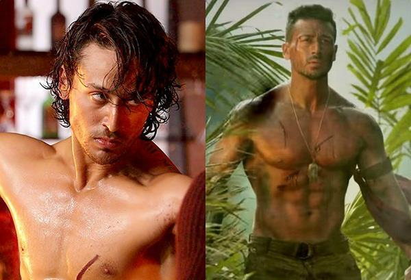 tiger shroff film baadhi 2 trailer is out