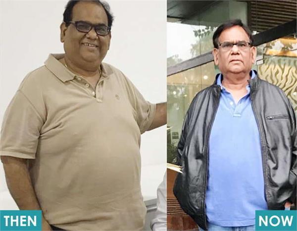 here is how satish kaushik lost 25 kg through his diet plan