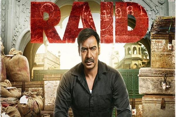 movie review raid