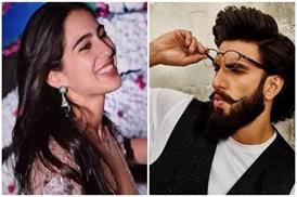 सारा अली खान बनी रणवीर सिंह की 'सिंबा' गर्ल, इस फिल्म से करेंगी डेब्यू