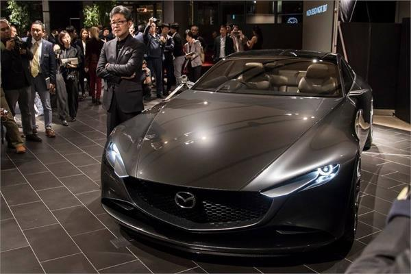 concept of the year award goes to mazda
