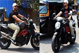 बिना हेलमेट के बाइक चला रहे थे सैफ अली खान के जीजा कुणाल खेमू , ट्रैफिक पुलिस ने तुरंत काटा चालान