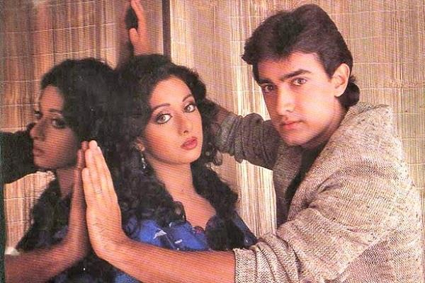 aamir khan and sridevi unknown facts