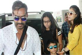 पति अजय को बिना बताए ही काजोल ने बेटी न्यासा को भेजा सिंगापुर, फैसले को सुनकर रह गए हैरान