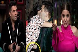 anushka sharma revealed about karan johar