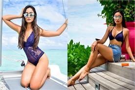 tridha chaudhary share hot pictures on instagram