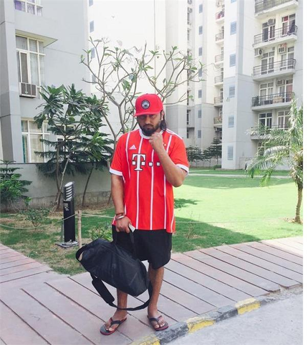 honey singh latest pic