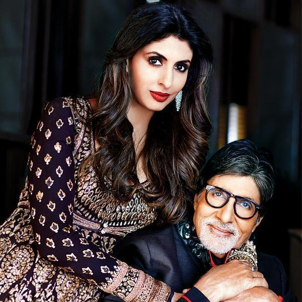 amitabh bachchan daughter shweta nanda why not in bollywood