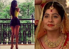 'सिया के राम' की एक्ट्रैस रियल लाइफ में काफी ग्लैमरस, डालें तस्वीरों पर एक नजर