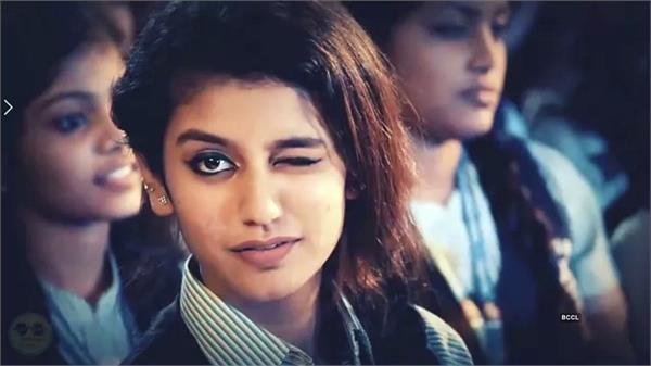 priya praksh varrier makeup video viral on social media