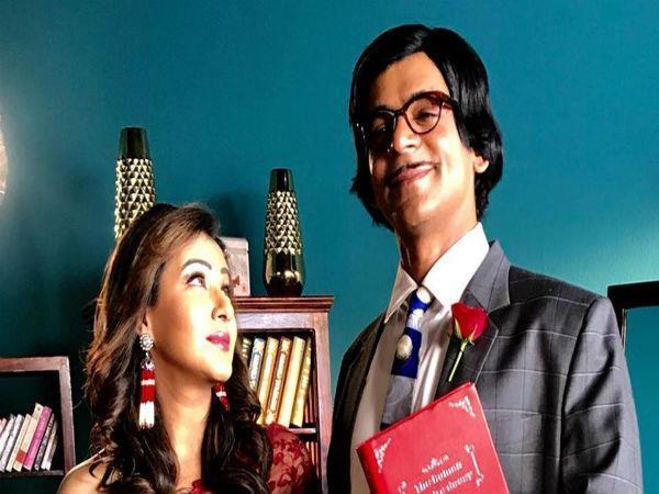 ipl sunil grover and shilpa shinde comedy show cricket web series