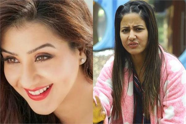 shilpa shinde fan threatens to leak hina mms