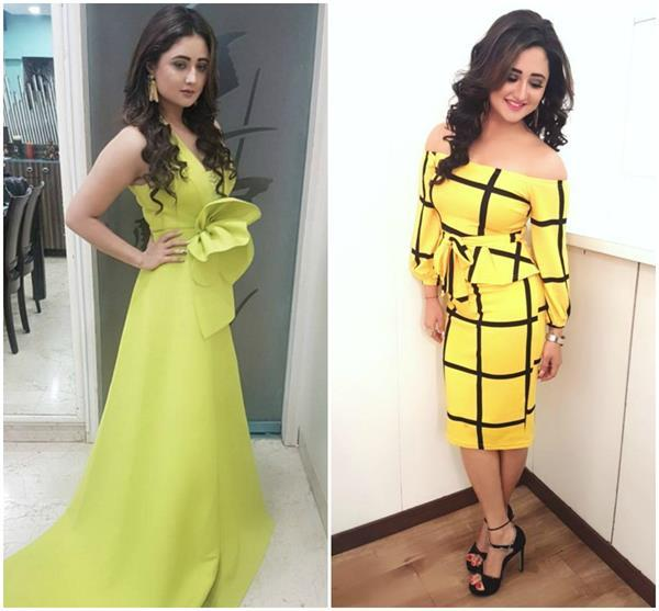 if you want to look stylish in summer try this rashmi desai
