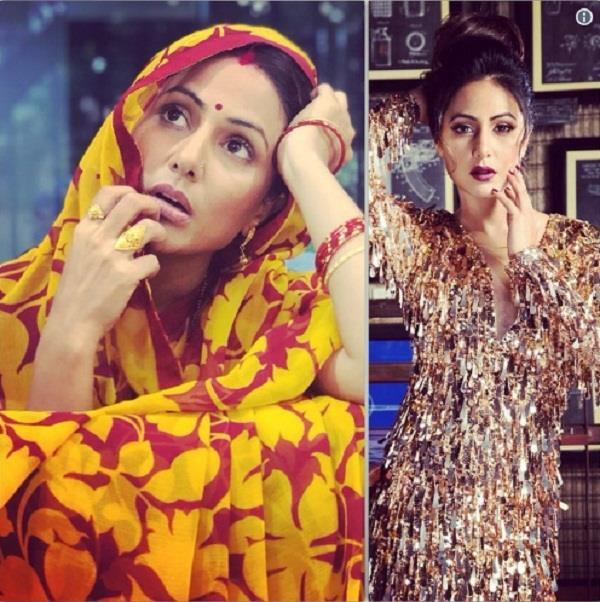 hina khan share pictures on twitter