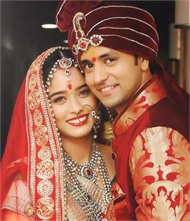 शक्ति अरोड़ा ने गर्लफ्रैंड नेहा सक्सैना के साथ गुपचुप तरीके से रचाई शादी, तस्वीरें हुई वायरल