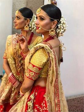 एक बार फिर दुल्हन के जोड़े में दिखीं अनीता हसनंदानी, वायरल हो रही हैं तस्वीरें