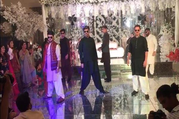 pakistan wedding dance video viral