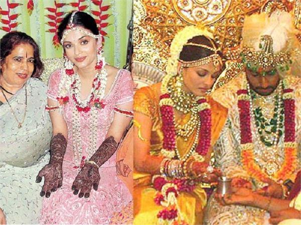 aishwarya rai and abhishek bachchan marriage