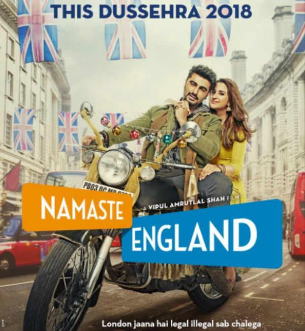 film namaste england new poster release