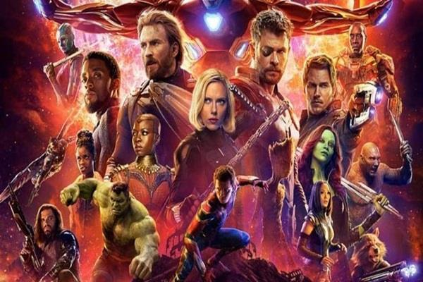 movie review of avengers infinity war