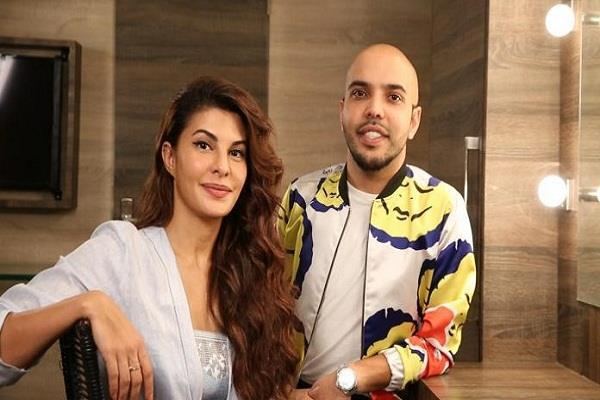 jacqueline fernandez gifts a car to makeup artist shaan on his birthday