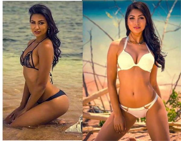 pakistani anzhelika tahir bikini photos