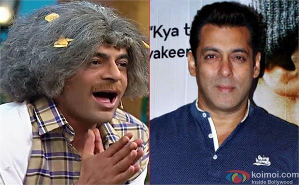 bollywood is sunil grover will act in salman khan next film bharat