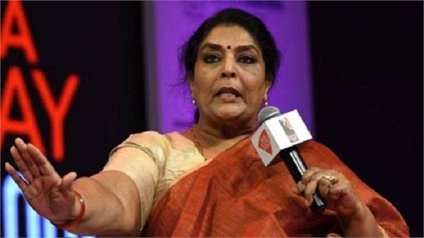 congress leader renuka choudhary on casting couch