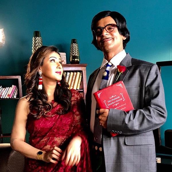 sunil grover shilpa shinde new show first look article