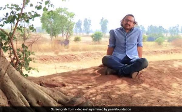 aamir khan paani foundation maharashtra draught