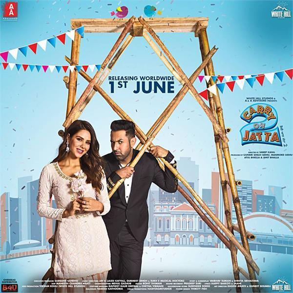 carry on jatta 2 new poster release