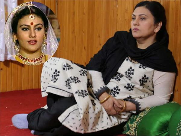 ramayan sita deepika chikhalia gaalib movie shooting kashmir