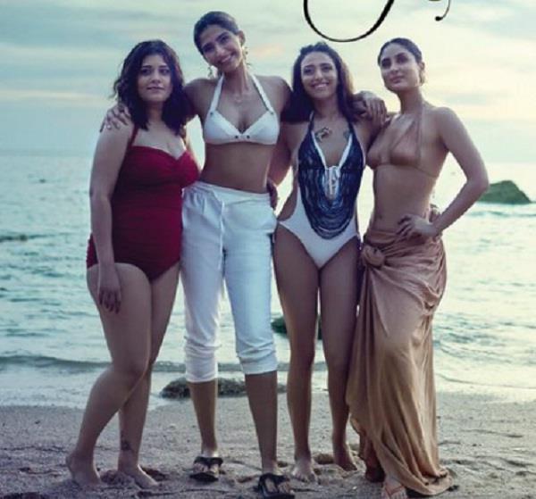 bollywood veere di wedding new bikini poster release