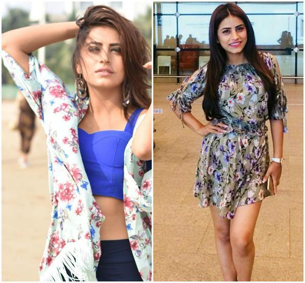 tv actress nimki is very stylish and glamorous in real life