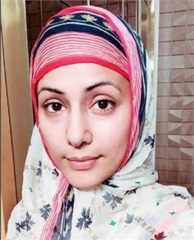 रमदान पर तस्वीर शेयर कर ट्रोल हुईं हिना खान, यूजर्स को एेसे दिया करारा जवाब