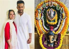 'ये हैं मोहब्बतें' की शगुन ने खरीदा मुंबई में नया घर, गणेश पूजन के साथ किया गृह प्रवेश