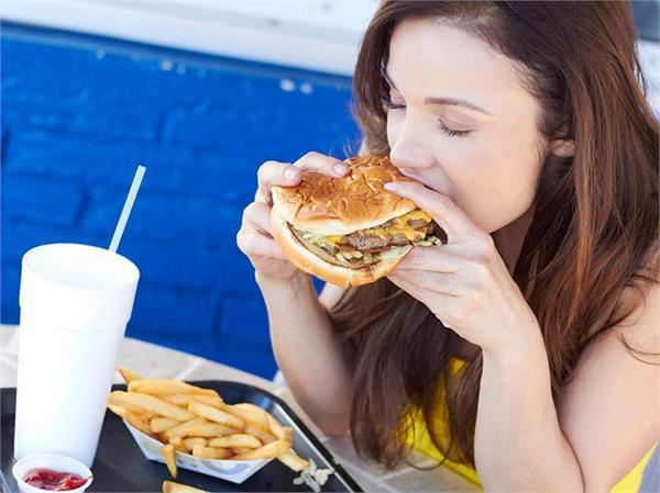 avoid junk food in pregnancy