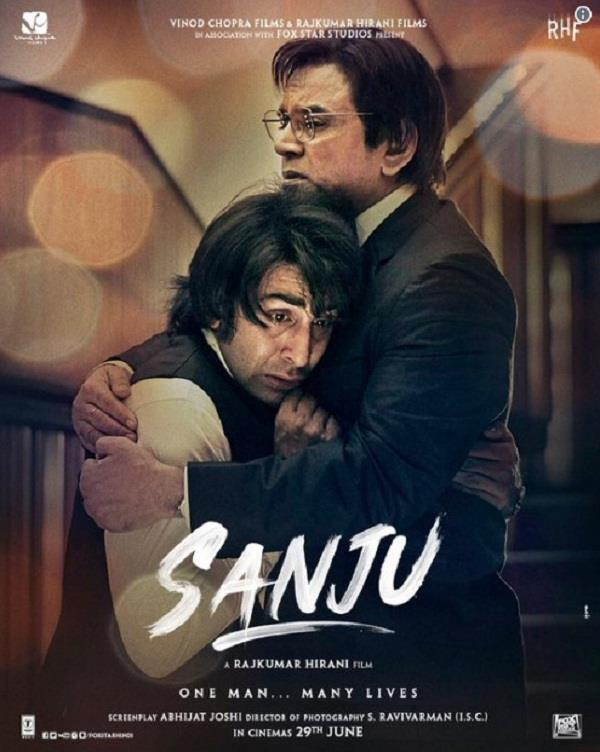 sanju movie new poster release