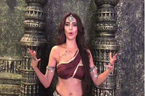 karishma tanna share experience of naagin 3 promo shooting
