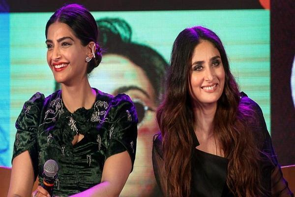 sonam kapoor at veere di wedding music launch