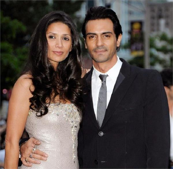 has arjun rampal moved out of his home